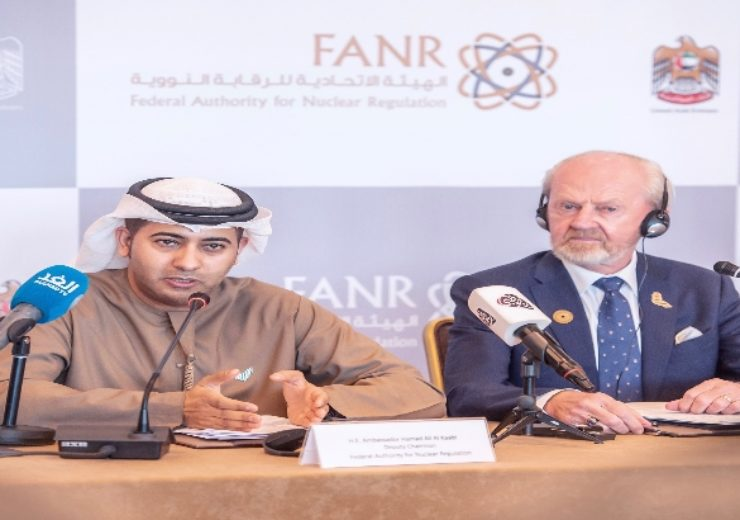 UAE's FANR issues operating license for Unit 1 of 5.6GW Barakah nuclear project