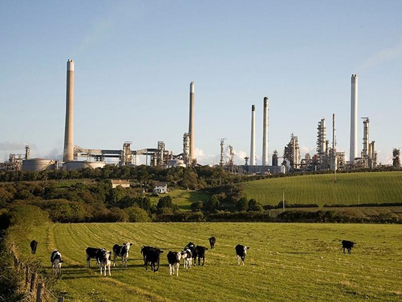 Pembroke Oil Refinery