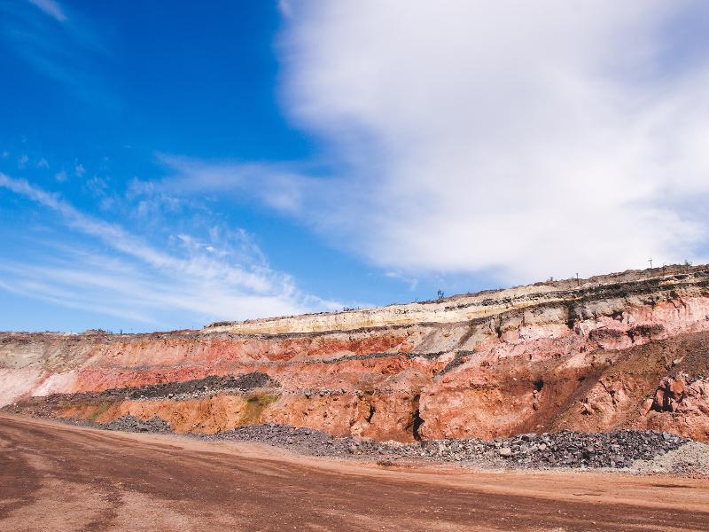 Image 1- Robe Valley Iron ore mine