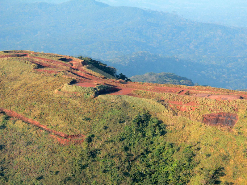 Image 1 Simandou Iron ore deposit - Guinea, West Africa