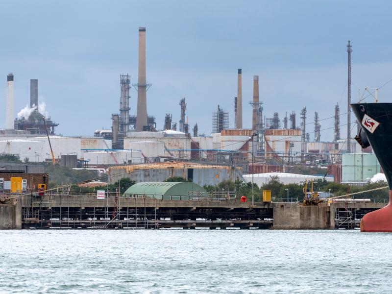 Image 2- Fawley Refinery