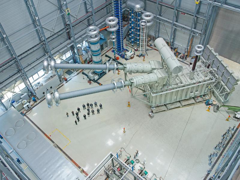 Image 2_Changji-Guquan UHVDC Transmission Project
