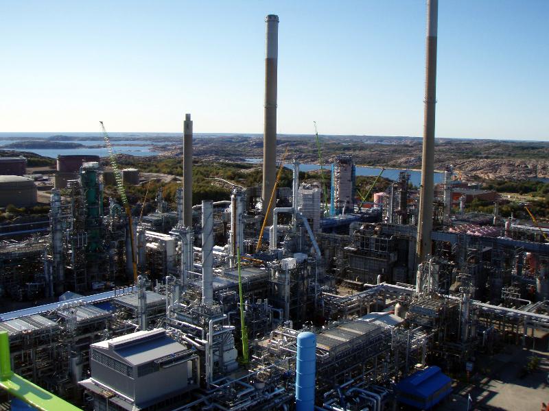 Preemraff Lysekil Refinery
