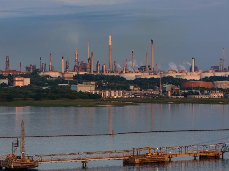 Image 3- Fawley Refinery