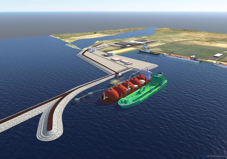 Karaikal LNG Import Facility