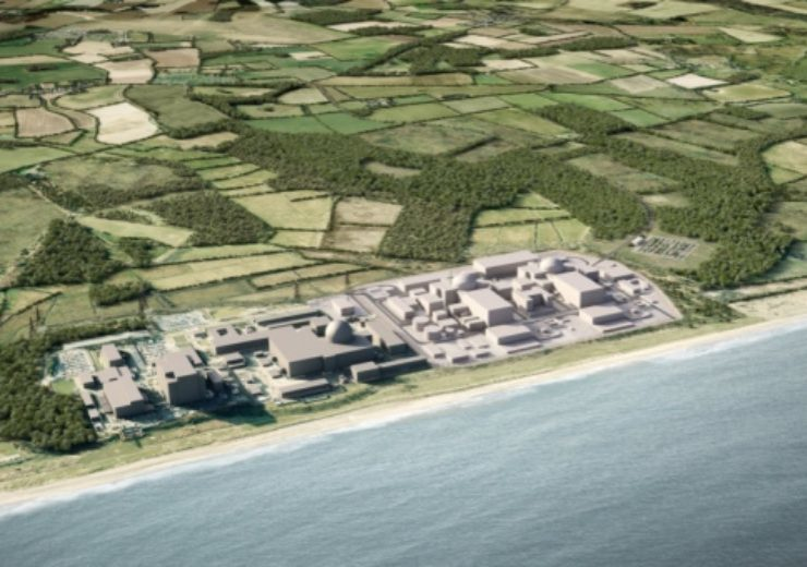 Sizewell C nuclear power plant