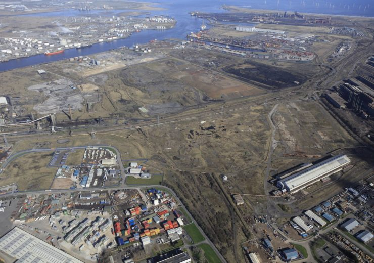 South Tees Development Corporation site