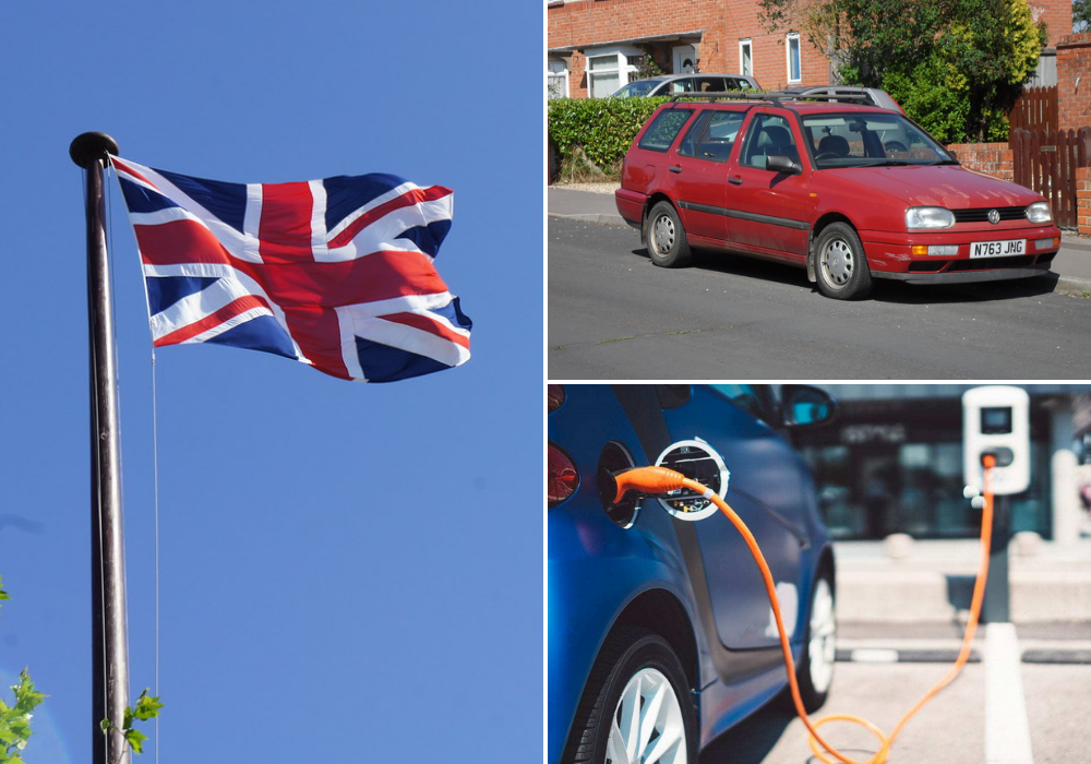 Energy UK electric vehicles