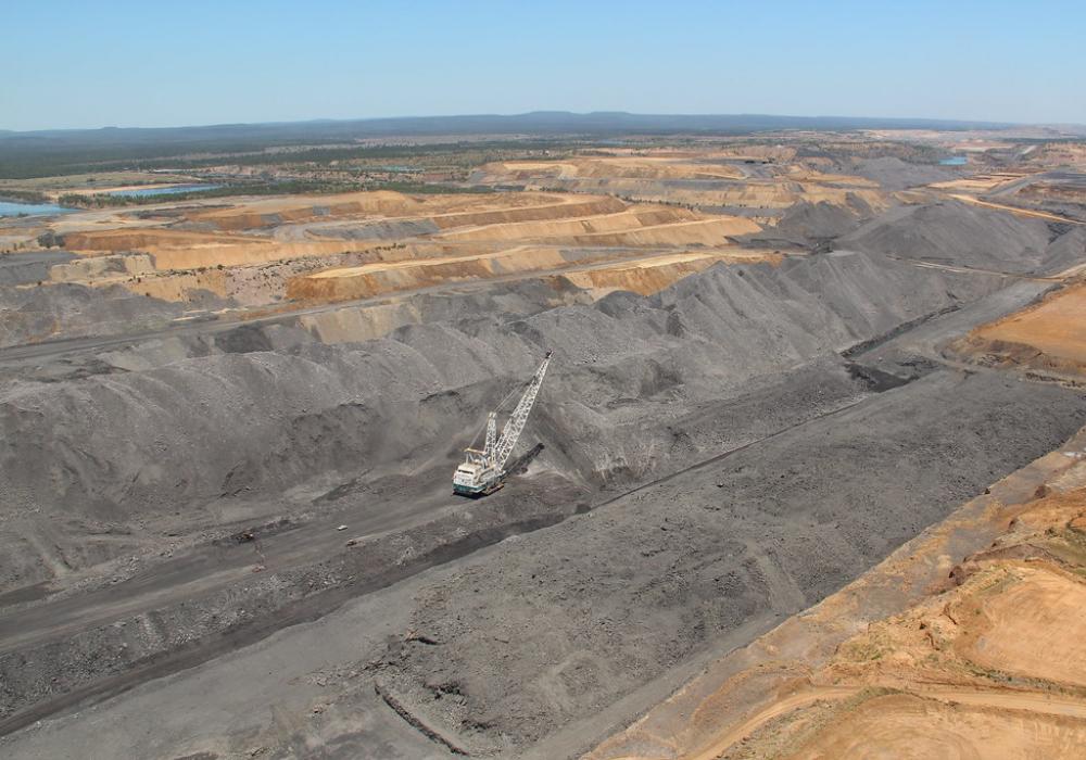 Australia coal mines