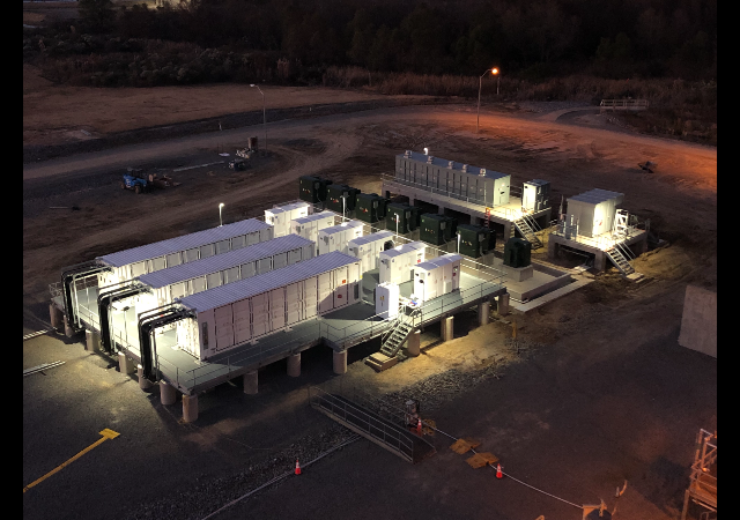 GE completes black start of gas turbine at US plant with energy storage