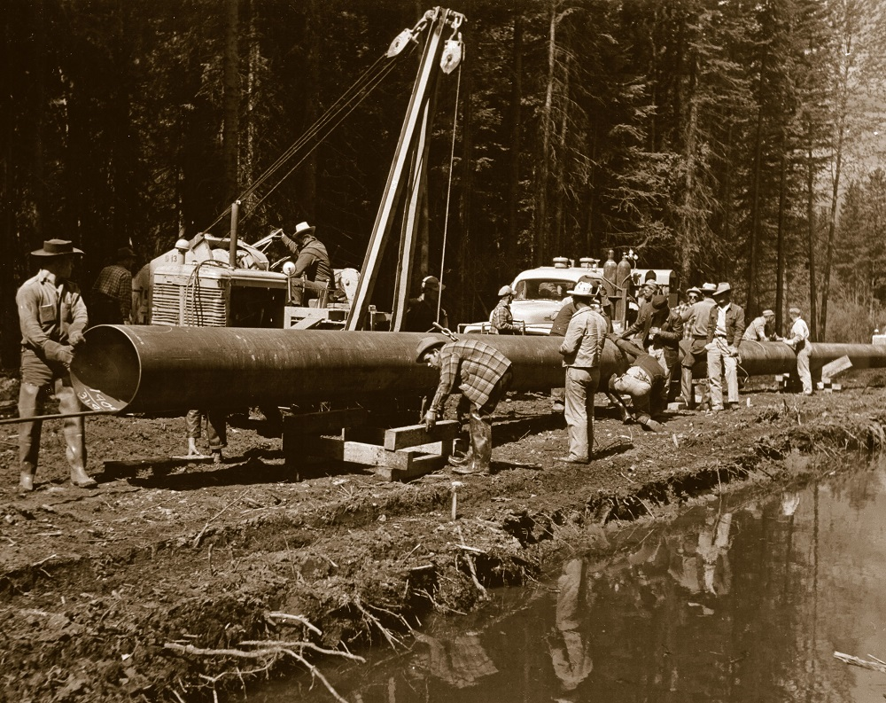 trans mountain pipeline canada