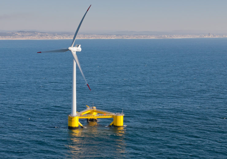 Principal Power is part of Total and Simply Blue Energy's project to develop floating wind in Celtic Sea