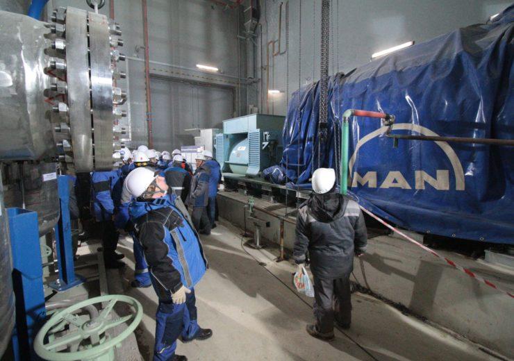 Rosenergoatom begins production from new VVER-1200 6th power block at Leningrad NPP