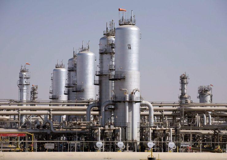 Abqaiq Oil Plant saudi aramco