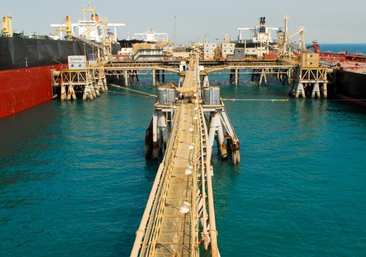 Al Basrah Oil Terminal Iraq - US Army - Spc. Darryl L Montgomery