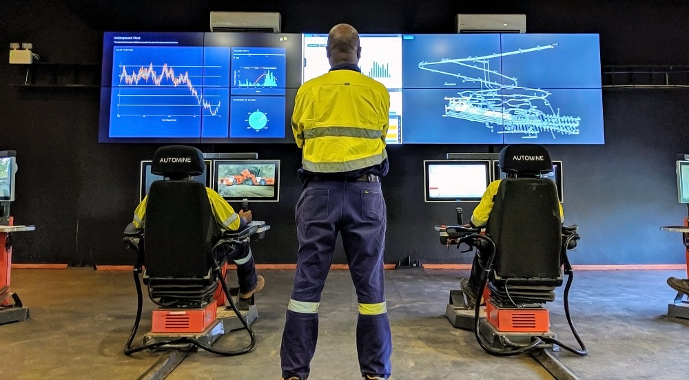 What does the future hold for automation in the mining industry?