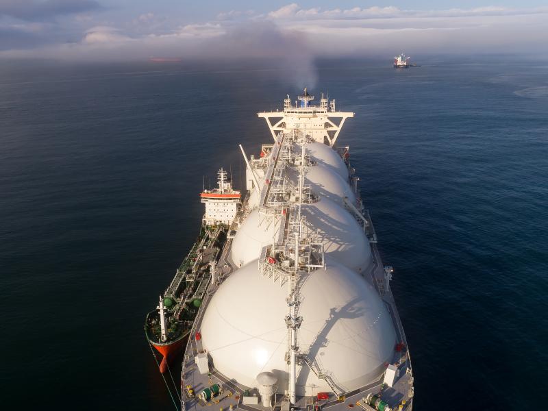 Image 1- Abadi LNG Project
