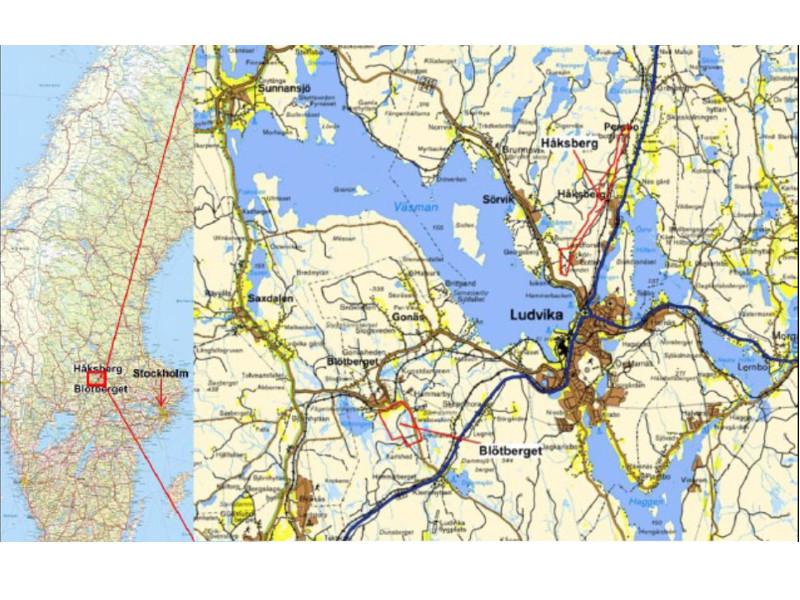 Image 1 Blotberget Iron Ore Project - Sweden