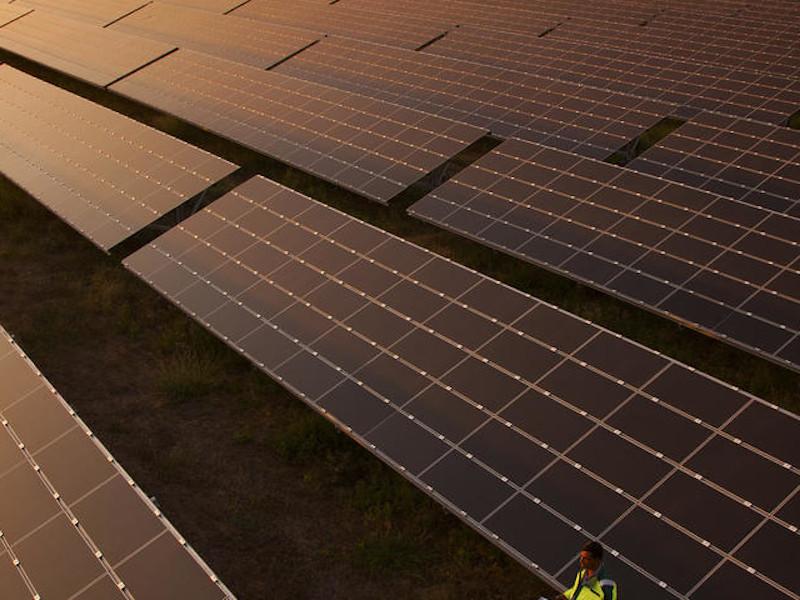 Image 1- Pavagada solar park