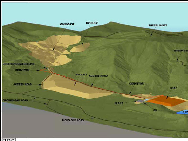 Sheep Mountain Uranium Project
