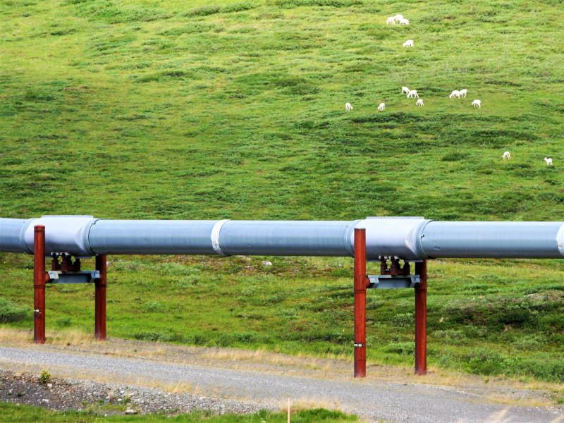 Image 2- Prudhoe Bay Oil field