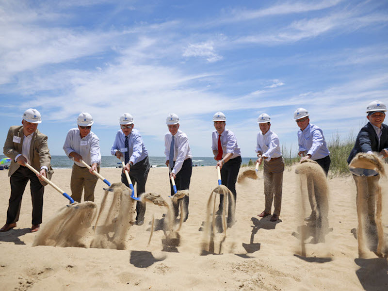 Coastal Virginia Offshore Wind (CVOW) Project