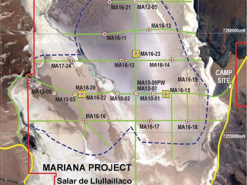 Image 3 - Mariana Lithium Project