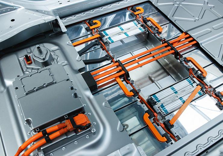 Lithium-ion battery Jaguar I-Pace