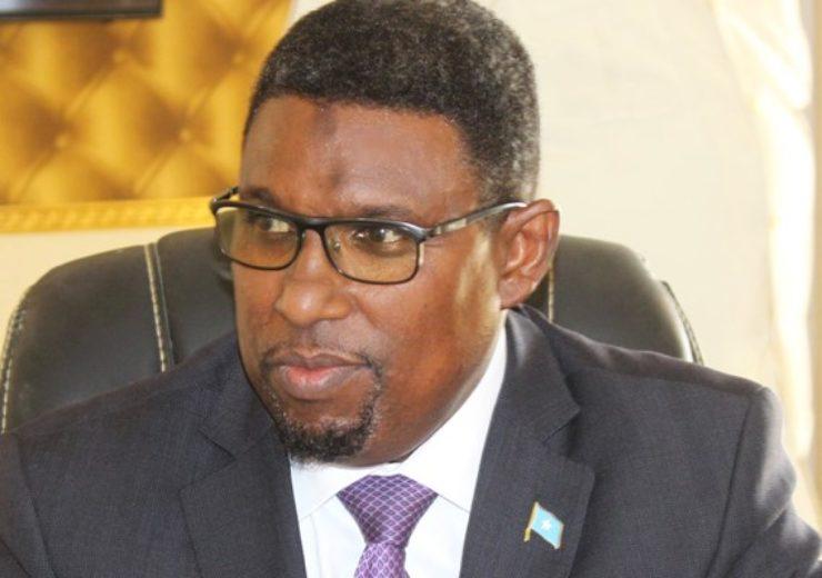 Oil-Minister