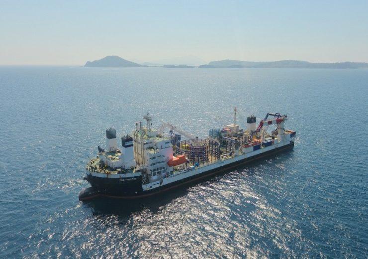 Cable Enterprise vessel