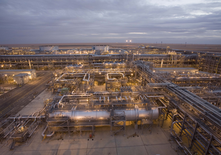 Saudi Aramco Khurais Plant