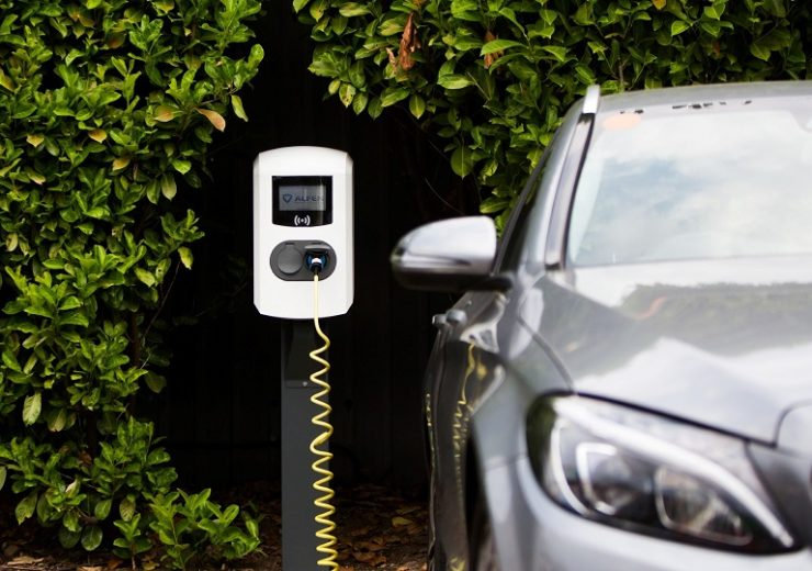 UK charge point pic