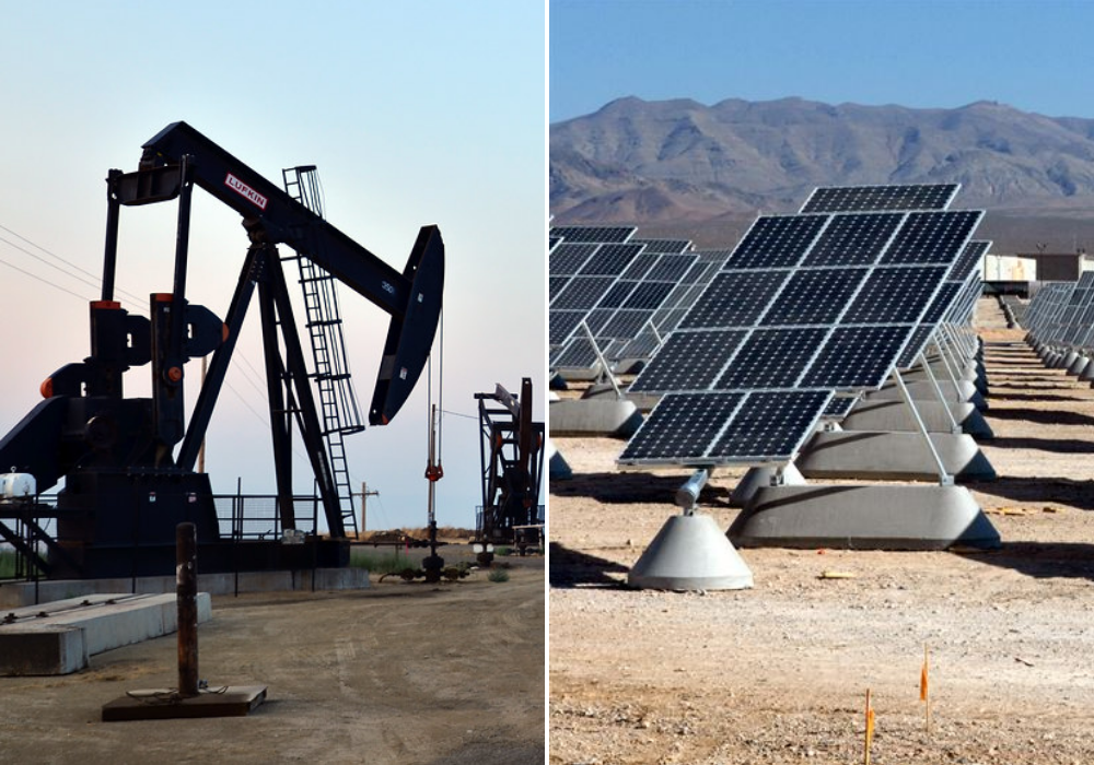 Middle East energy transition