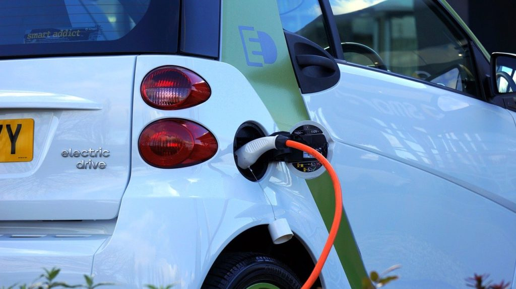 The report states money for electric vehicles should be focused on parts of the UK with lower traffic and population densities