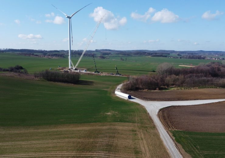 Dolice wind farm