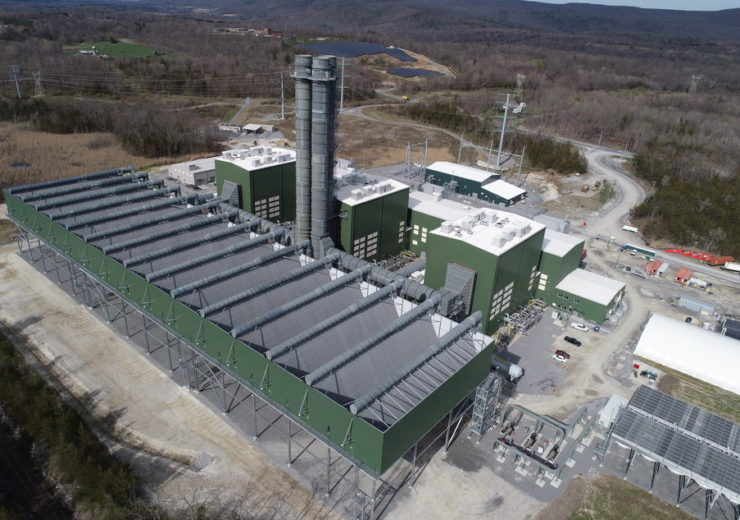 Bechtel Cricket Valley Energy Center
