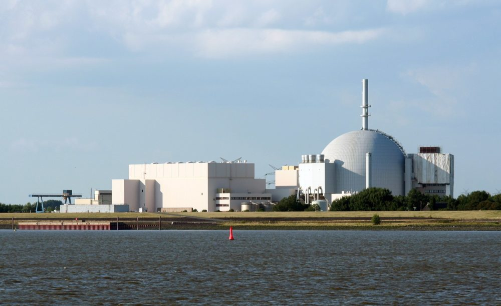Germany nuclear power plants decomissioning