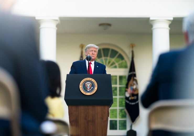 Donald Trump White House D Myles Cullen