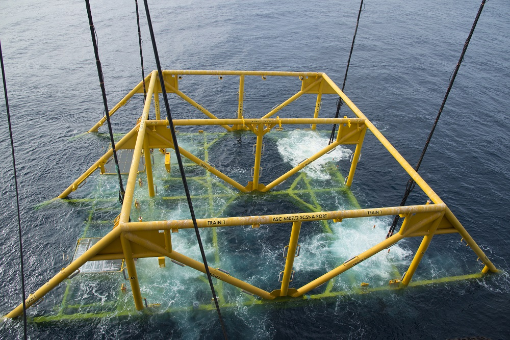 subsea oil and gas