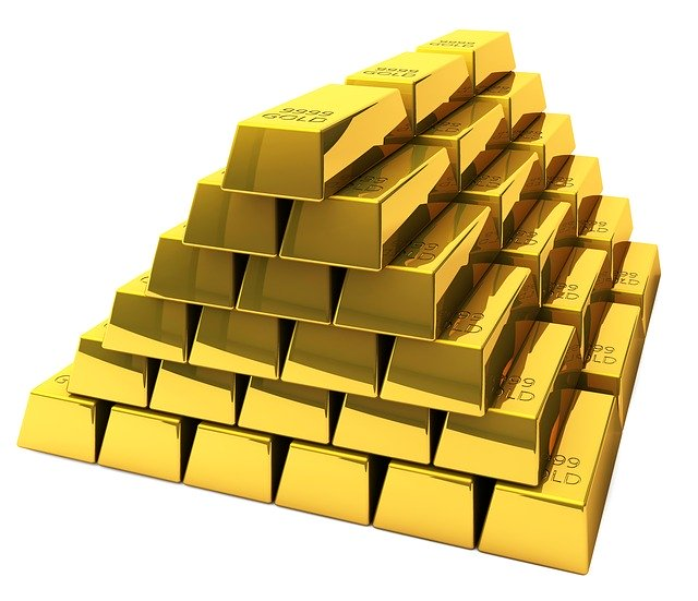 Gold bars_Image by Peggy und Marco Lachmann-Anke from Pixabay
