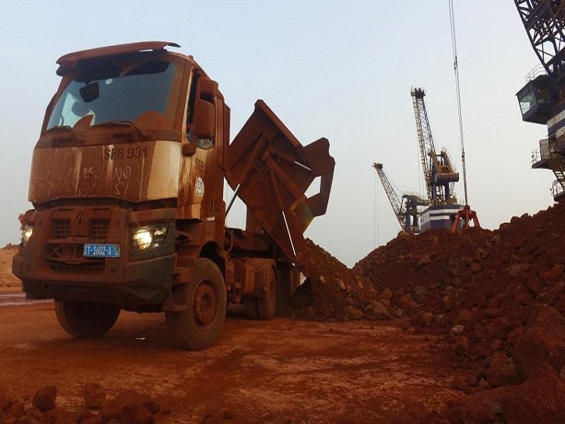 Image 1 - Boke Bauxite Mining Project