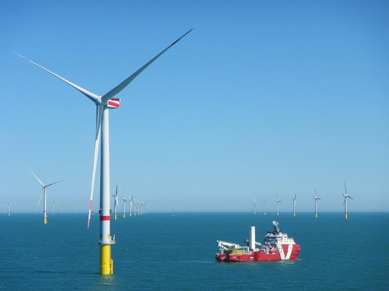 Borkum Riffgrund 3 Offshore Wind Farm