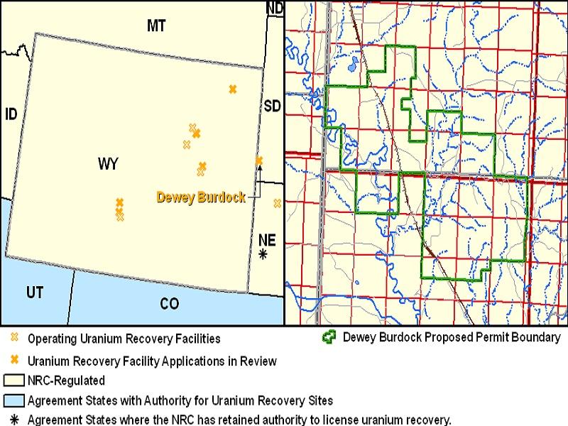 Image 1 - Dewey Burdock Uranium Project