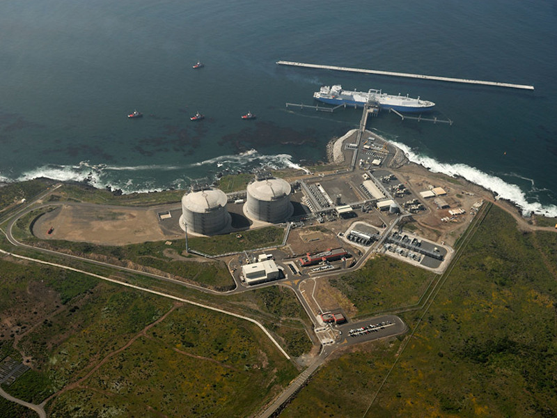 Energia Costa Azul (ECA) LNG Project
