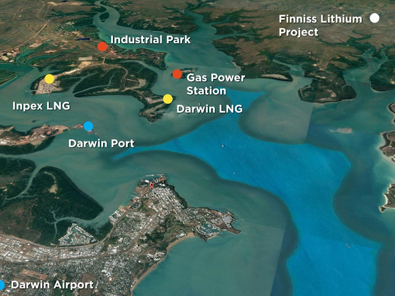Finniss Lithium Project
