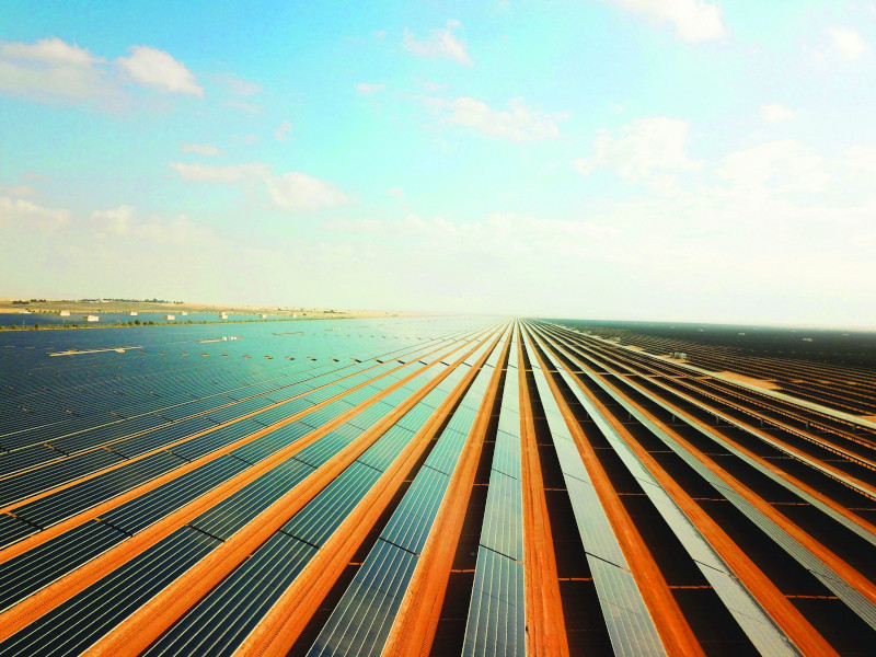 Ibri II Solar Power Project, Oman