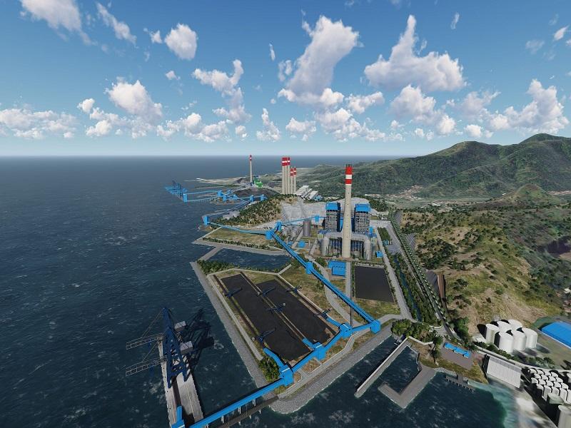 Image 1 - Jawa 9 and 10 Power Plants