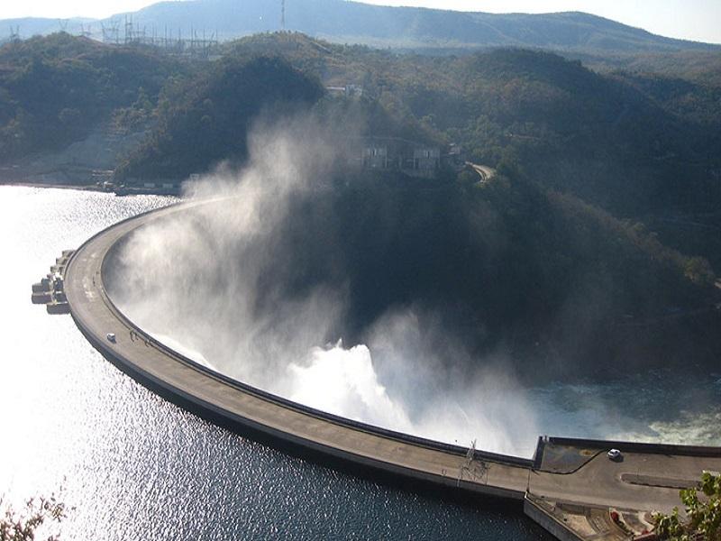 Image 1 - Kariba North Hydroelectric Power Station