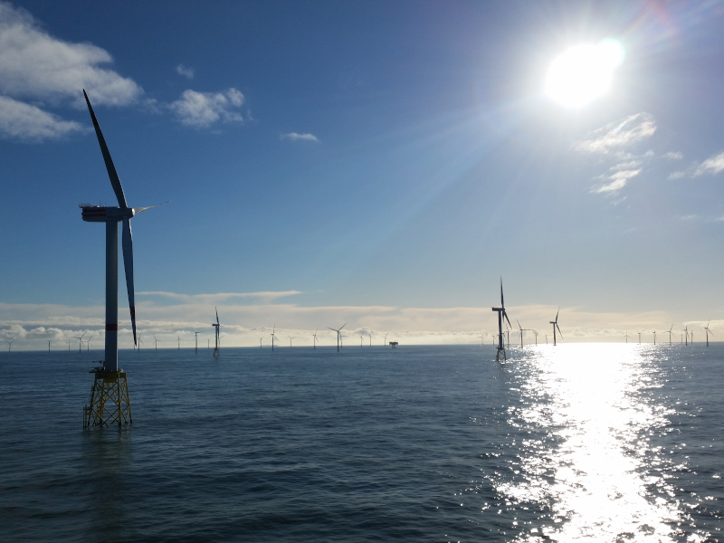 Image 1- Kaskasi offshore wind farm