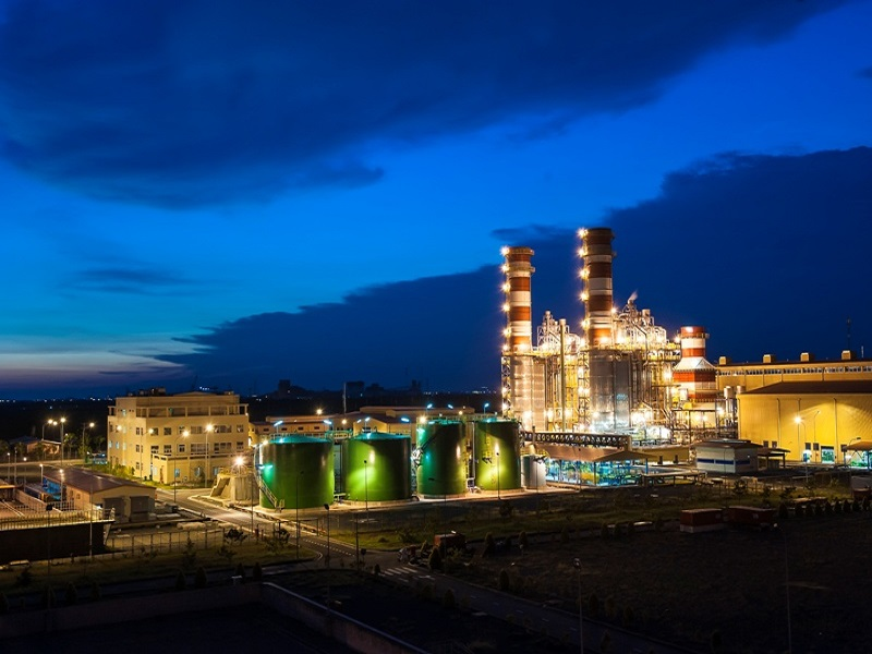 Image 1 - Nhon Trach Combined Cycle Power Plant